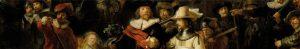 Nachtwacht Rembrandt keuken achterwand