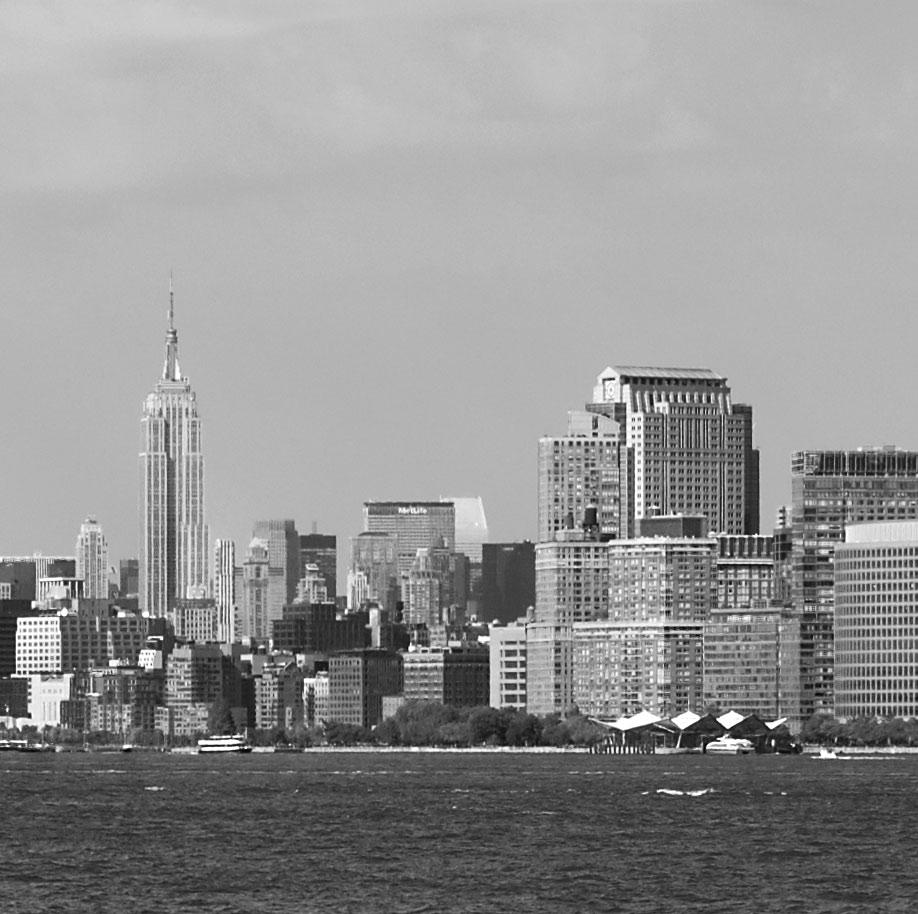 Keukenachterwand MANHATTAN NYC