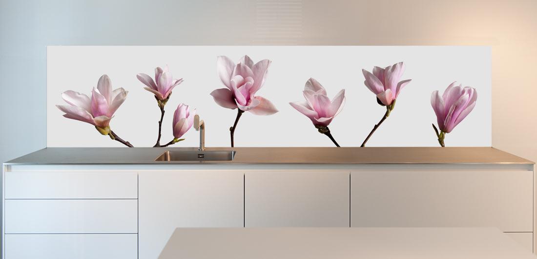keuken achterwand inspiratie magnolia