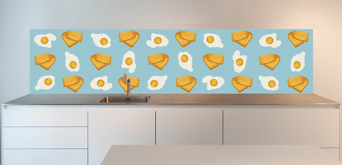 keukenbehang